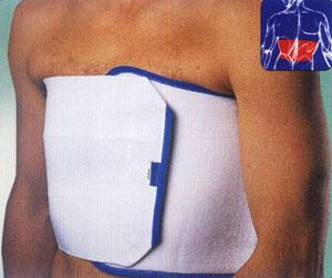 Urazy klatki piersiowej